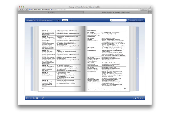Interaktive Ausgabe Jahrbuch