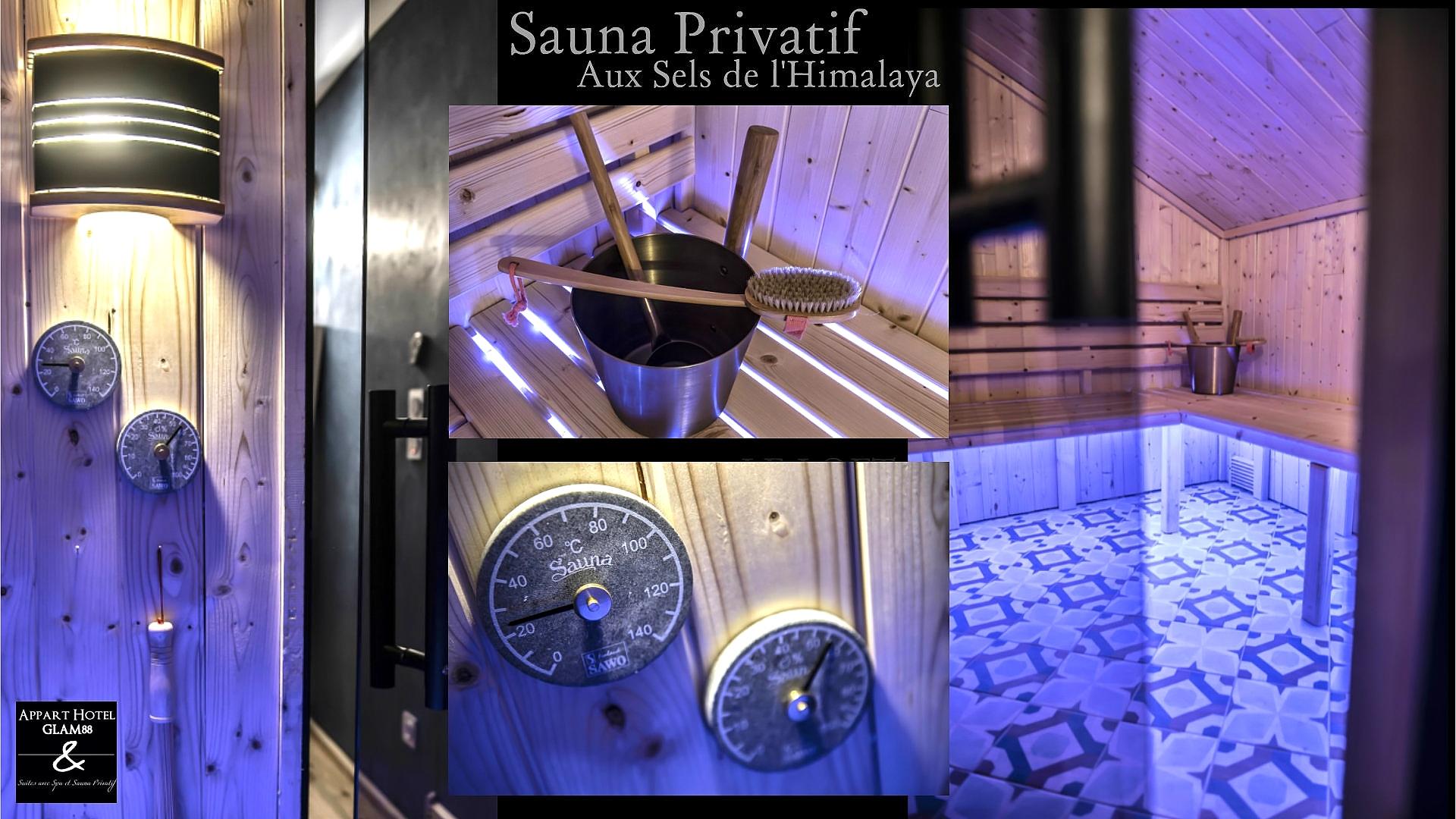 sauna privé vosges vacances thalasso
