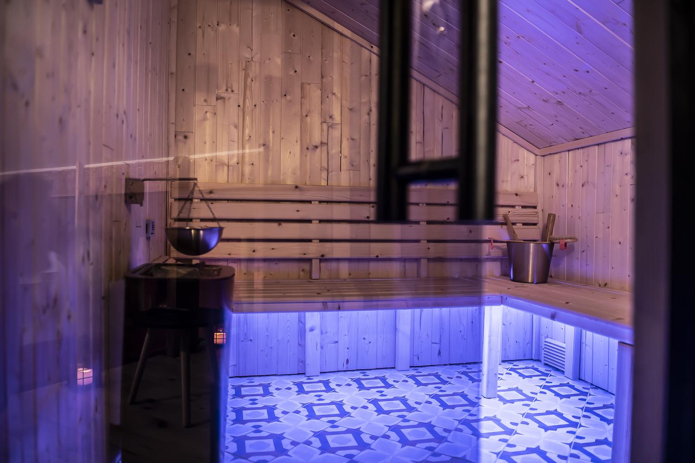 chambre avec sauna privatif lorraine