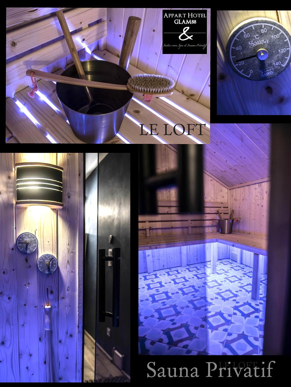 séjour cocooning spa sauna aux pierres de l'Himalya
