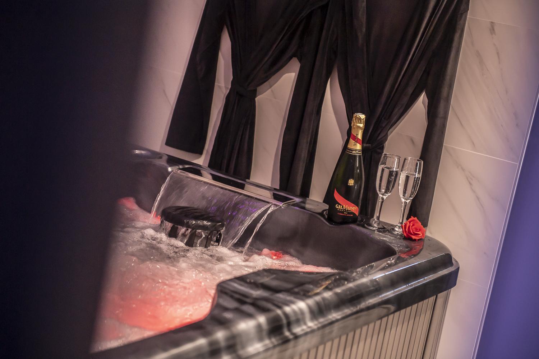 appart hotel de luxe en gite et spa privé Alsace-Vosges