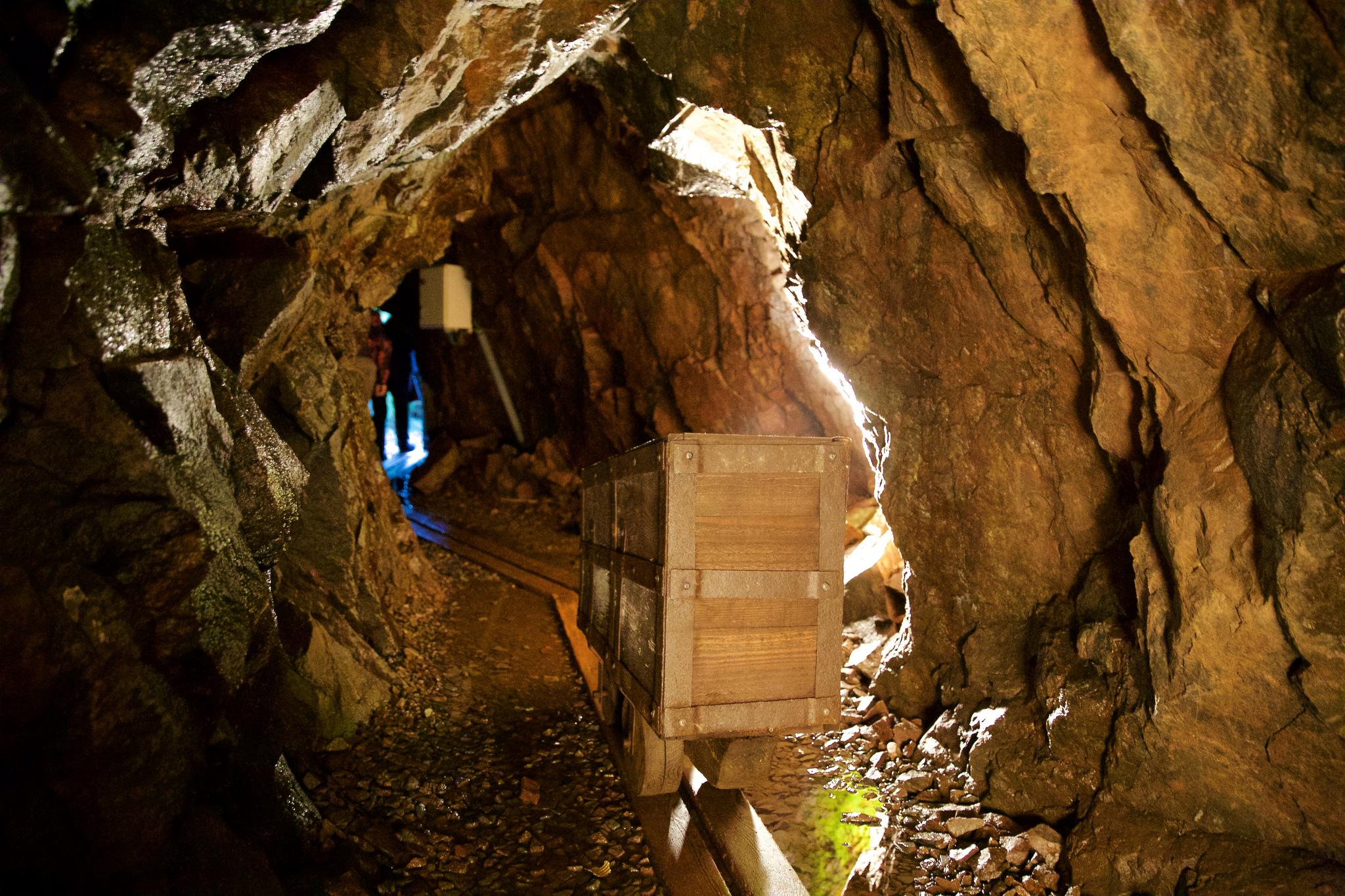 Visite des Hautes Mynes au Thillot séjour Vosges