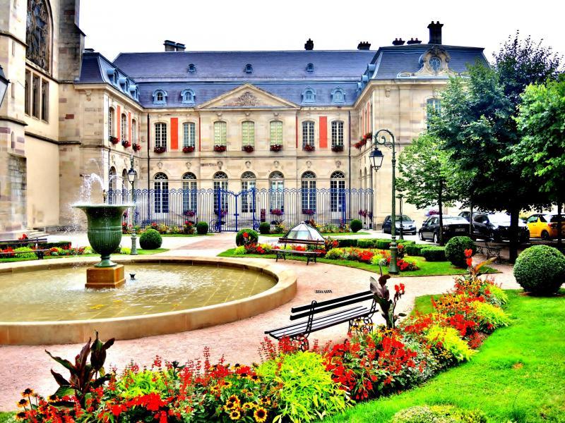 Palais Abbatial Remiremont
