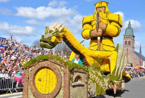 Festival la Fête de Joncquilles Geradmer