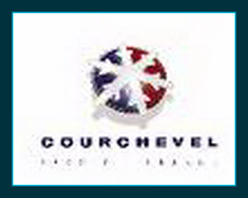 LE LOGO DE COURCHEVEL