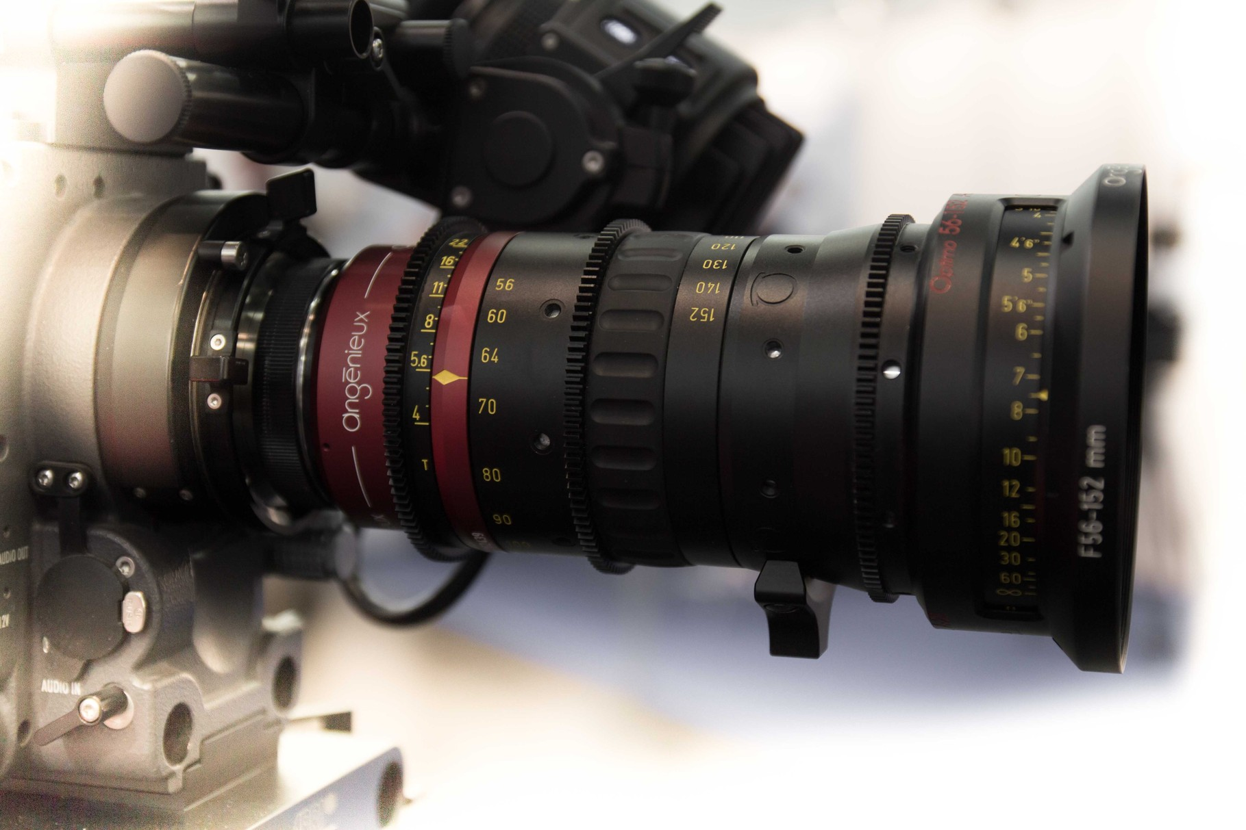 Optimo Anamorphic 56-152mm