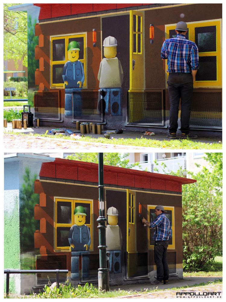 stromhaus graffiti auftrag berlin graffiti k nstler und. Black Bedroom Furniture Sets. Home Design Ideas