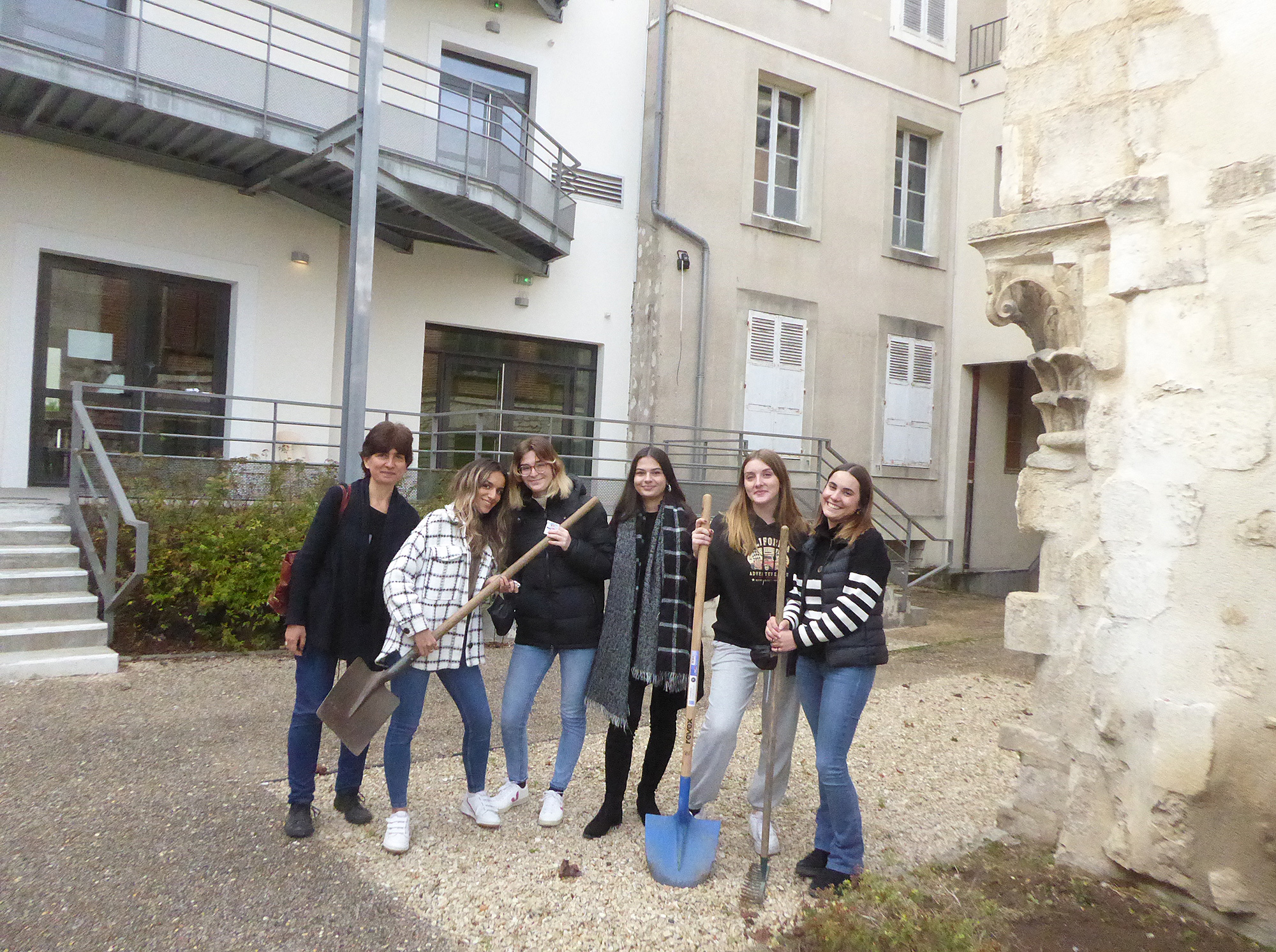 IES SAINTE-MARIE : #Erasmusdays 2021 (vendredi 15 octobre)