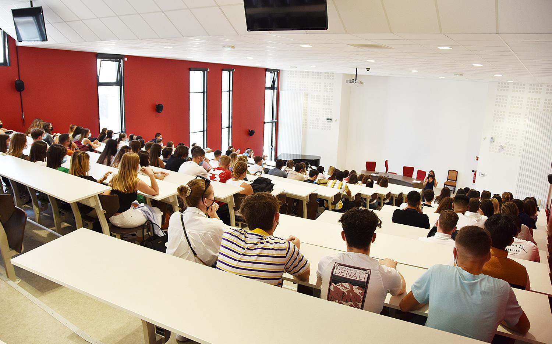 ESBC : La rentrée des étudiants de BTS 2e année à l'IES SAINTE-MARIE (Jeudi 2 septembre 2021 à 15h15)