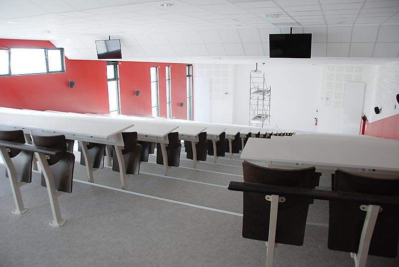 IES Sainte-Marie | La salle de conférence