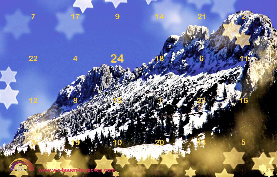 23. Dezember: Das goldene Licht