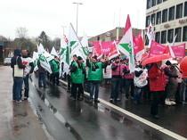 Mitglieder der CDA engagieren sich in den Gewerkschaften