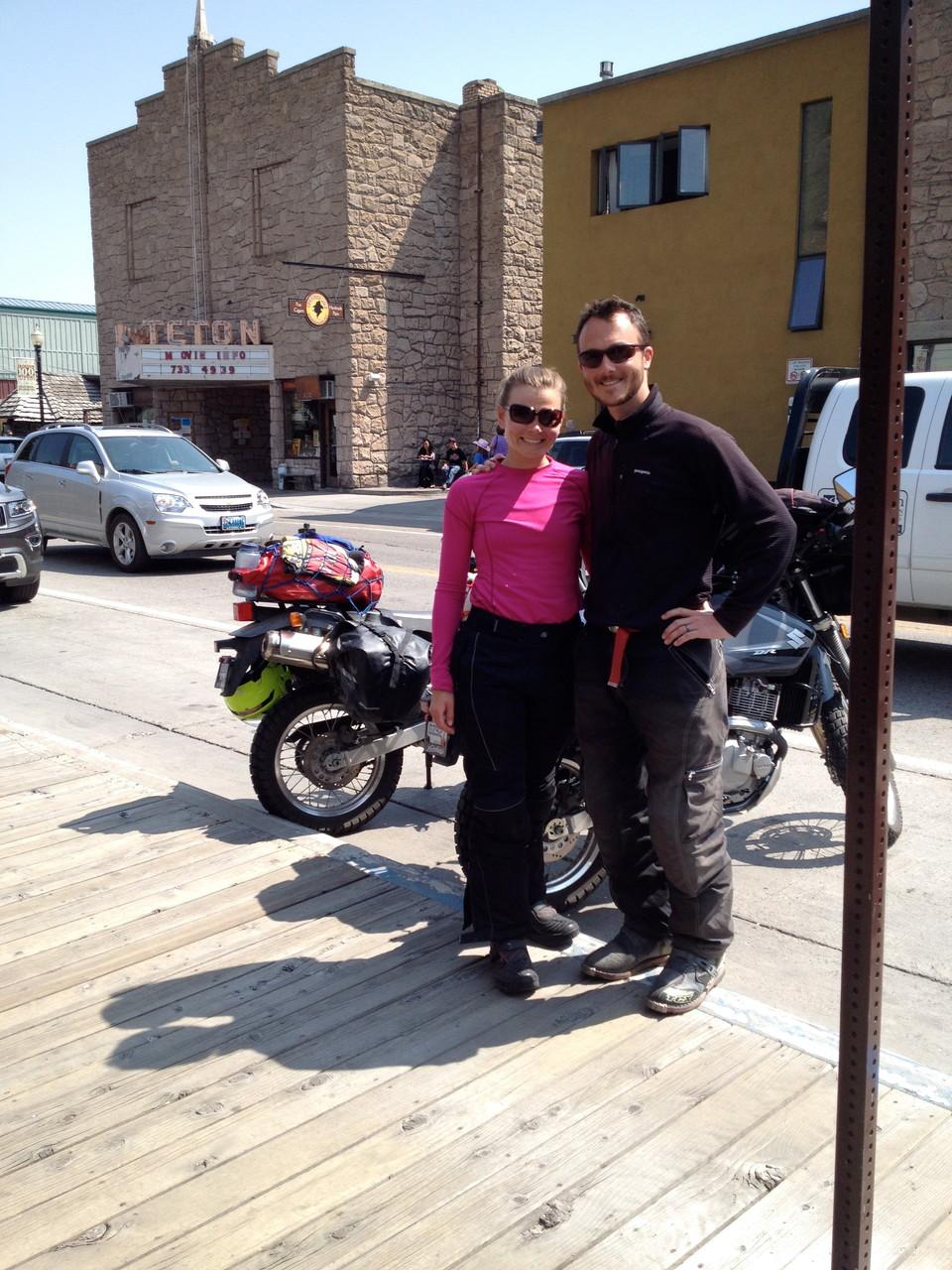 Jackson, Wyoming- a weekend of fun...