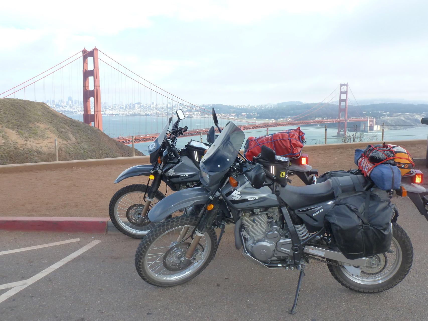 Weekend in San Fran