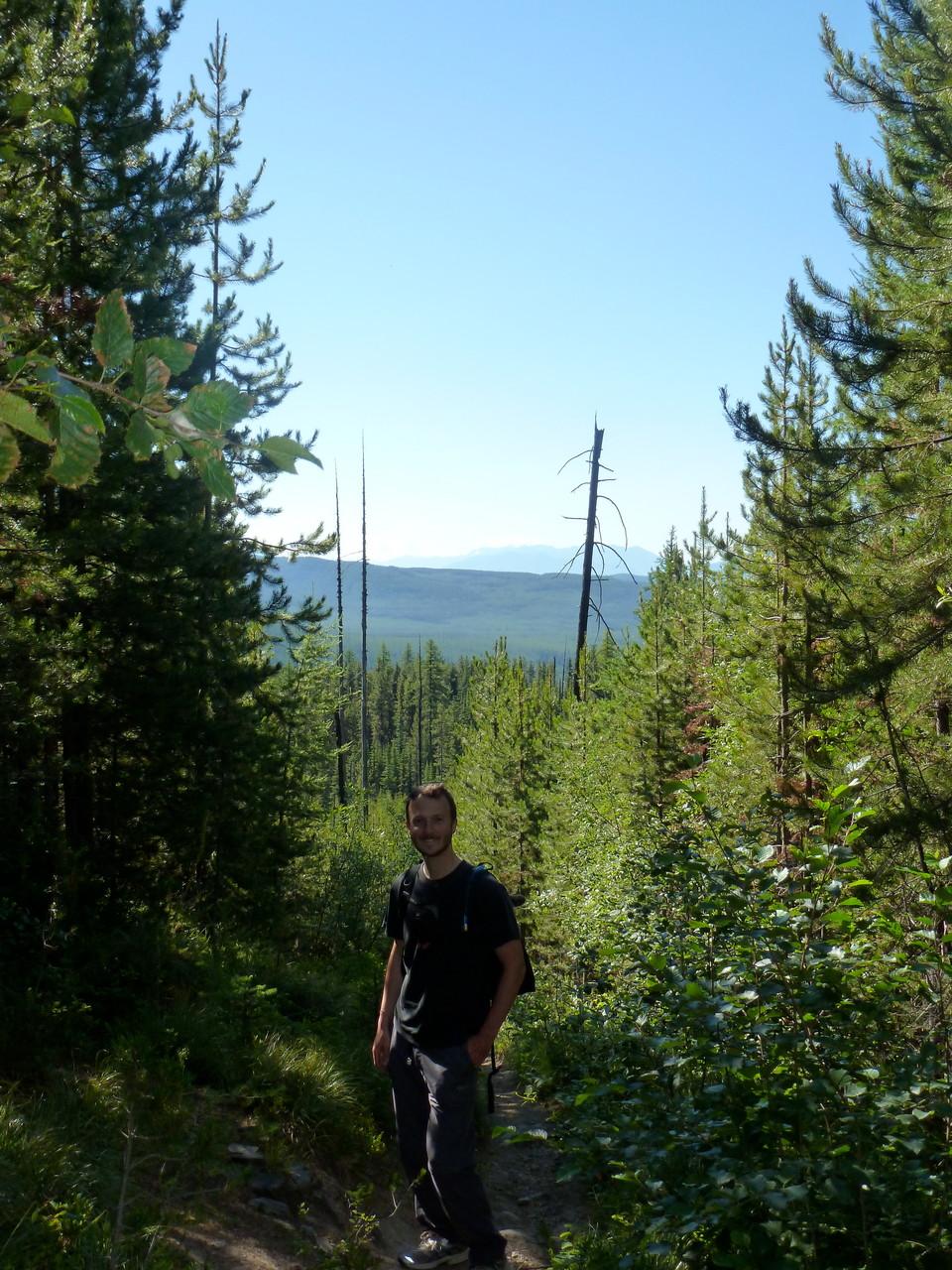 Hiked the 13 mile Quartz Lake loop