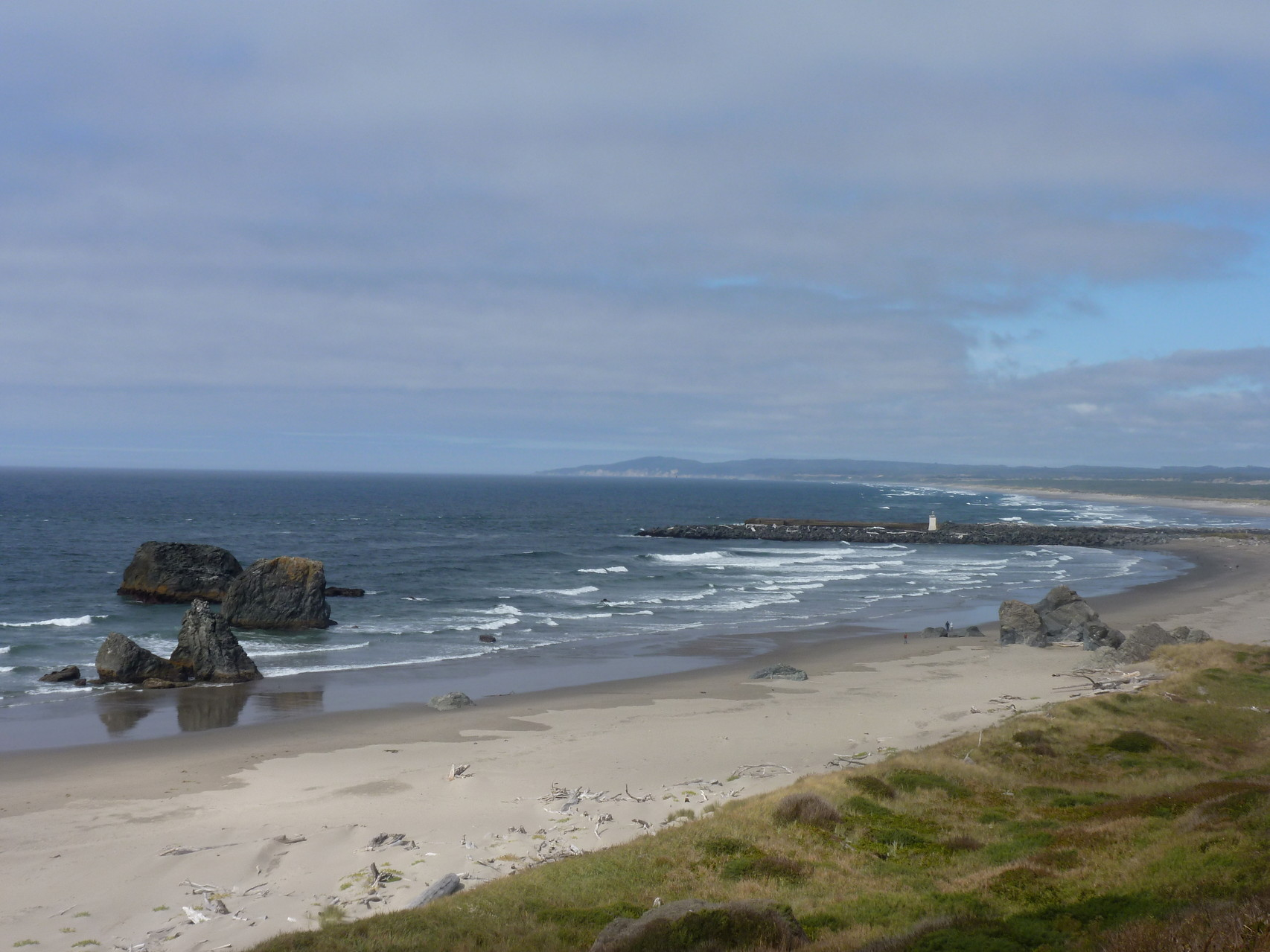 Scenic point in Bandon, OR