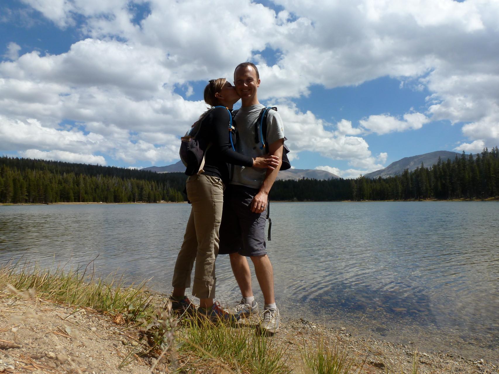 and onto Dog Lake