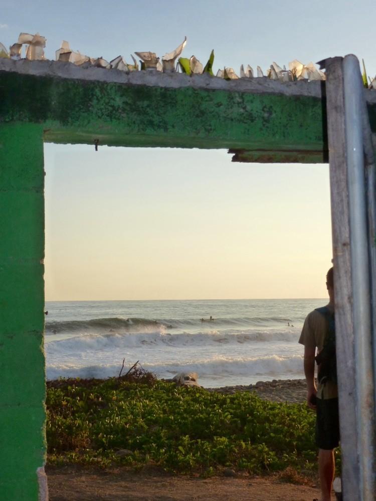 The door to the ocean