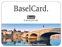 Baseler Card, Transporte en Basilea