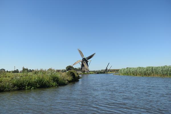 't Hoog en Groenland molen Baambrugge