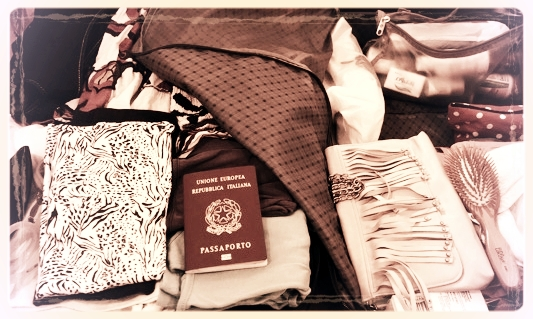 Getting ready to travel again....