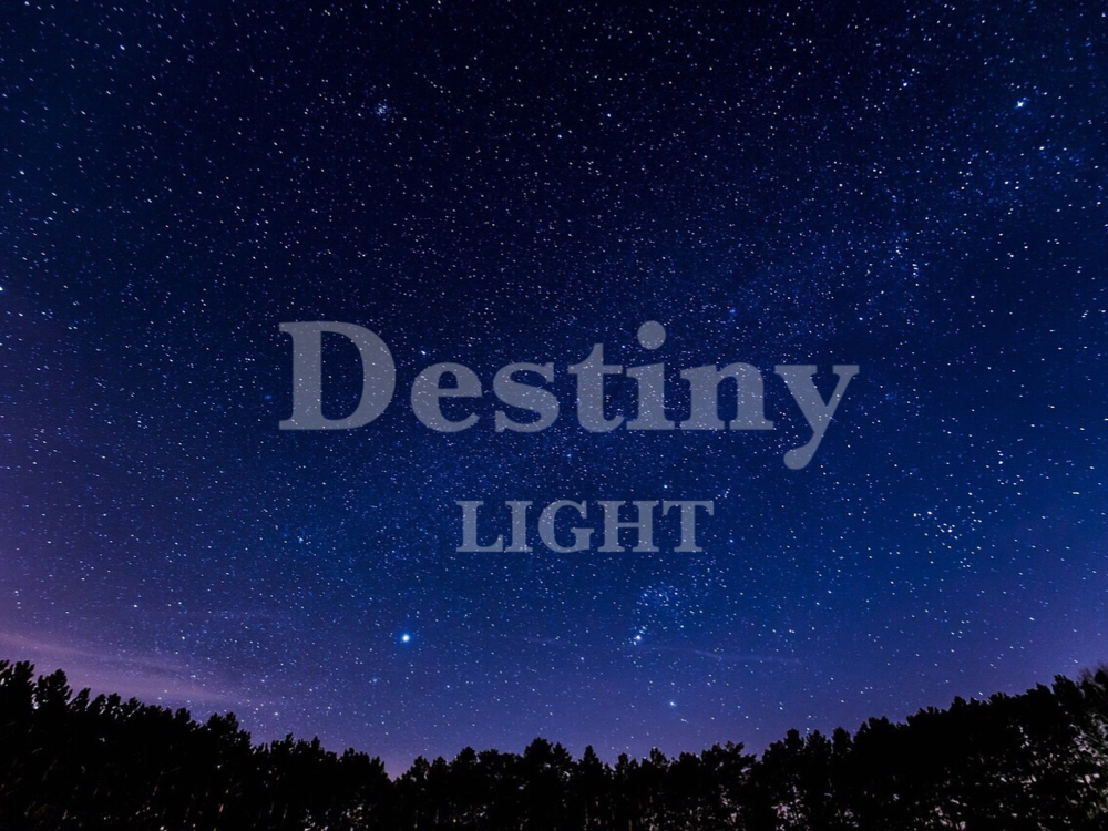 5th Single 「Destiny」発売決定!!!