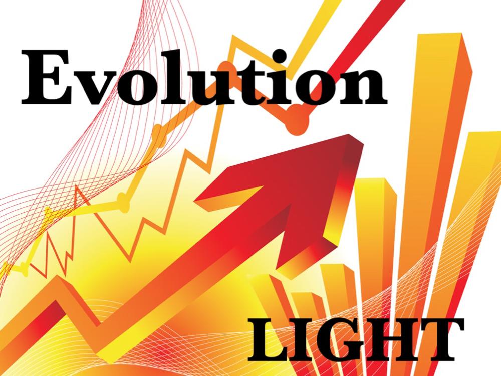 LIGHT New Album 「Evolution」好評発売中!!