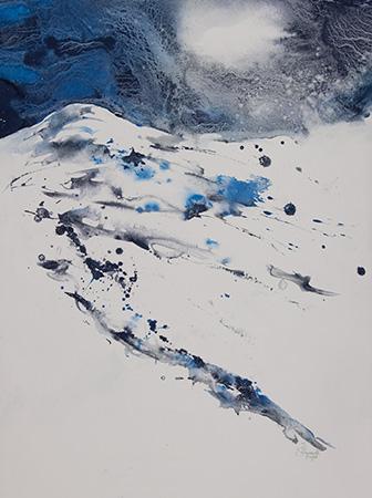 Rêve d'Artique II - 80x60 - 2019