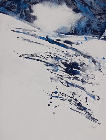 Rêve d'Artique III - 80x60 - 2019