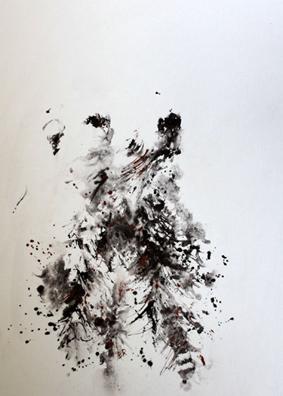 Esprit de marmotte II - 80x60cm - 2016