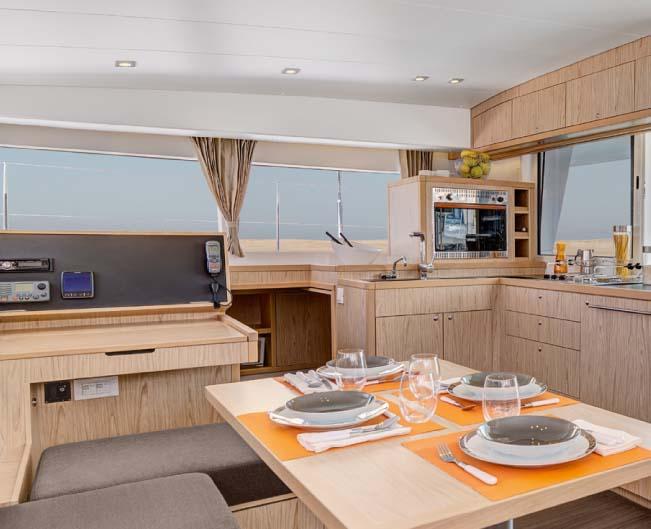 Italien mit Katamaran Skipper Segeln