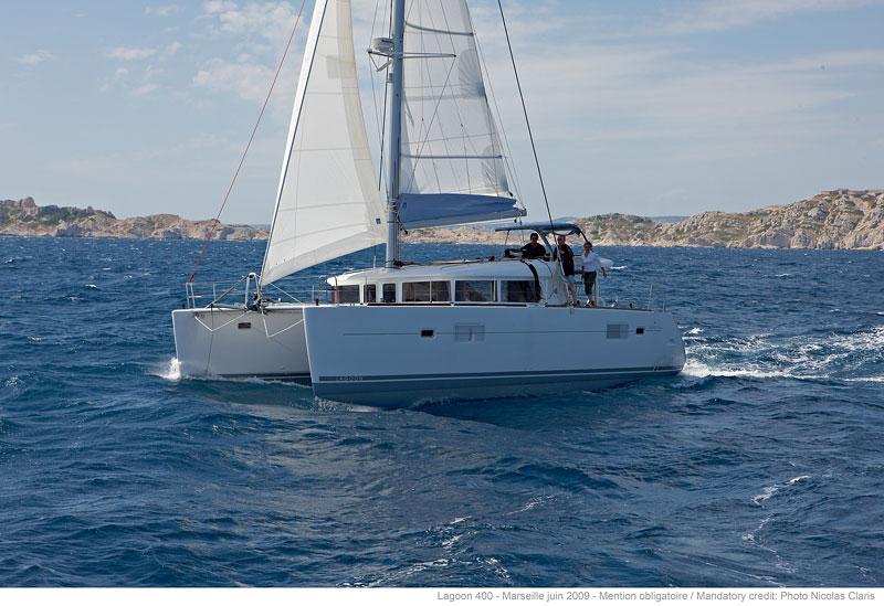 Segelurlaub Katamaran Balearen