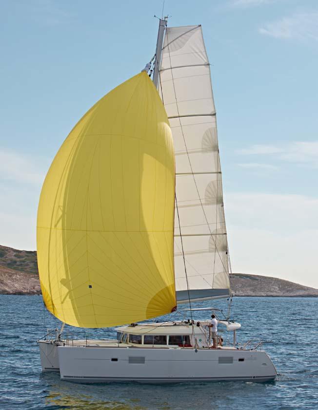 Katamaransegeln mit Skipper Toskana