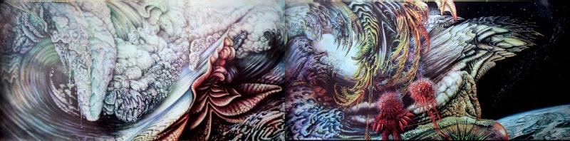 """""""Genesis"""" 1980 - 82"""
