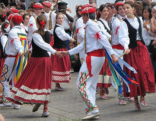 Fêtes basques en Basse Navarre