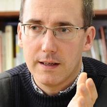 Gaël Giraud, chef économiste de l'AFD