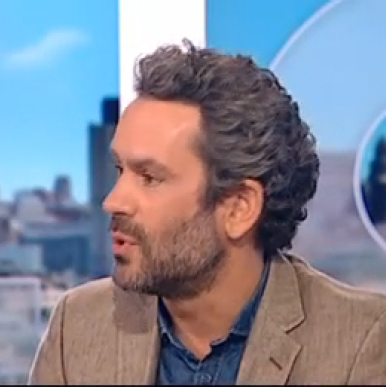 Emmanuel Soulias . DG d'Enercoop