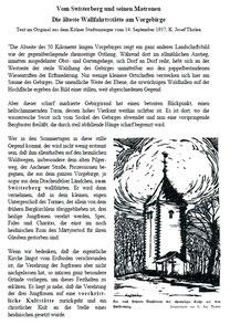 Kölner Stadtanzeiger 14. September 1937