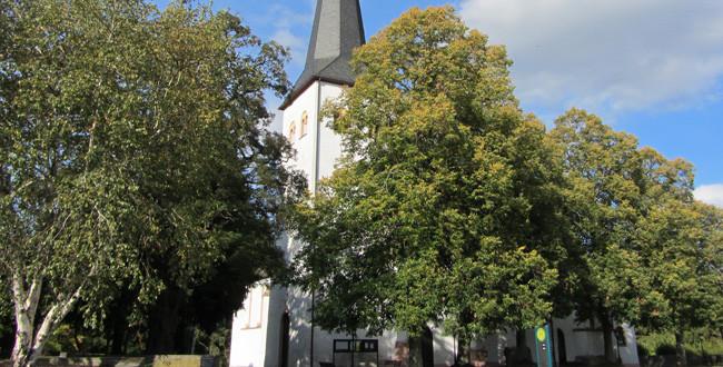 Kirche in Mutscheid