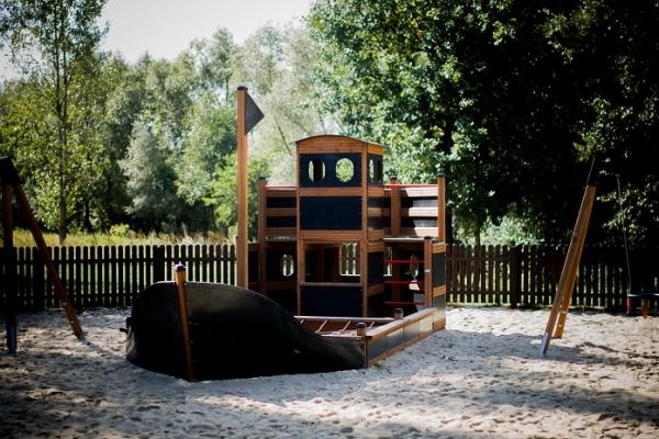 Kapitän gesucht: Spielschiff Natur