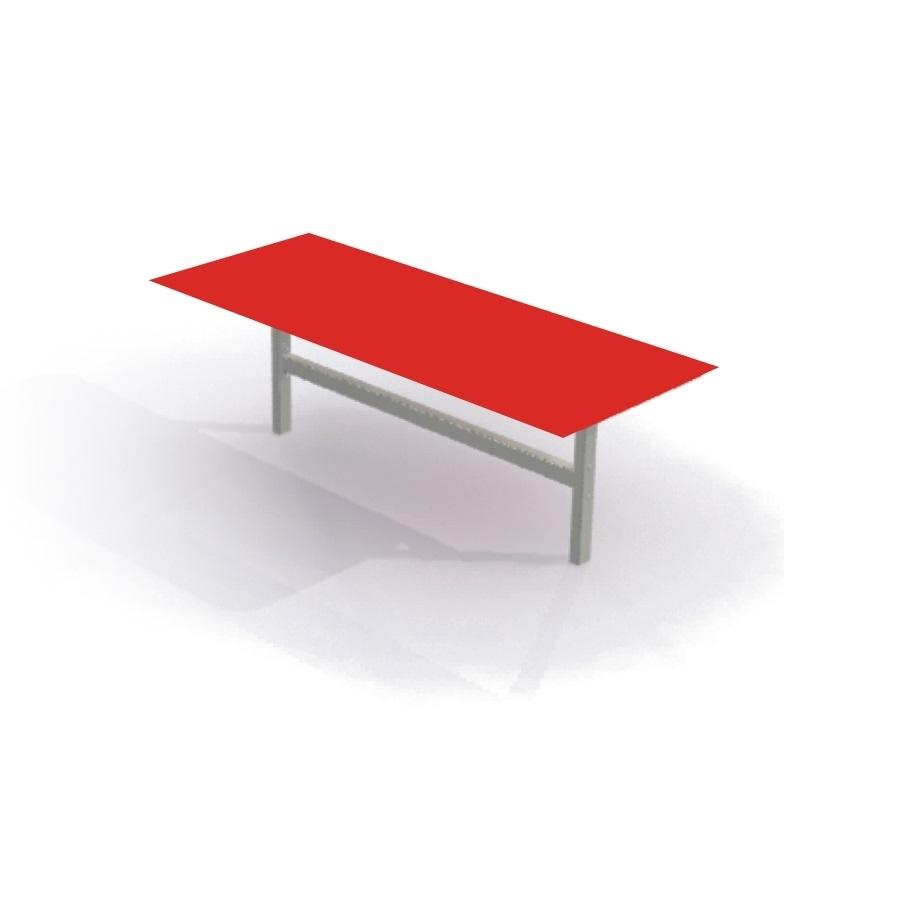 Tisch aus HPL in tollen Farben