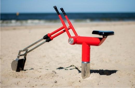 Sandbagger (Edelstahl)