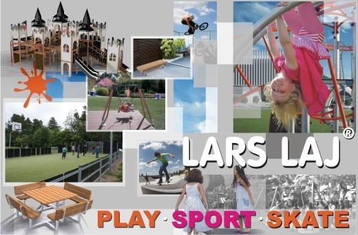 Spielplatzgeräte-Katalog von Lars Laj