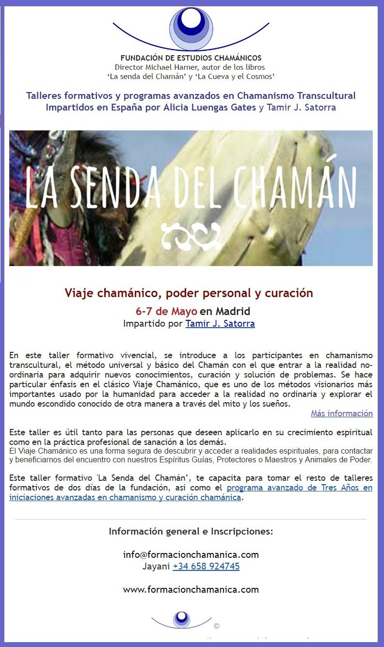 Info formacionchamanica com tf 658924745 jayani www formacionchamanica com