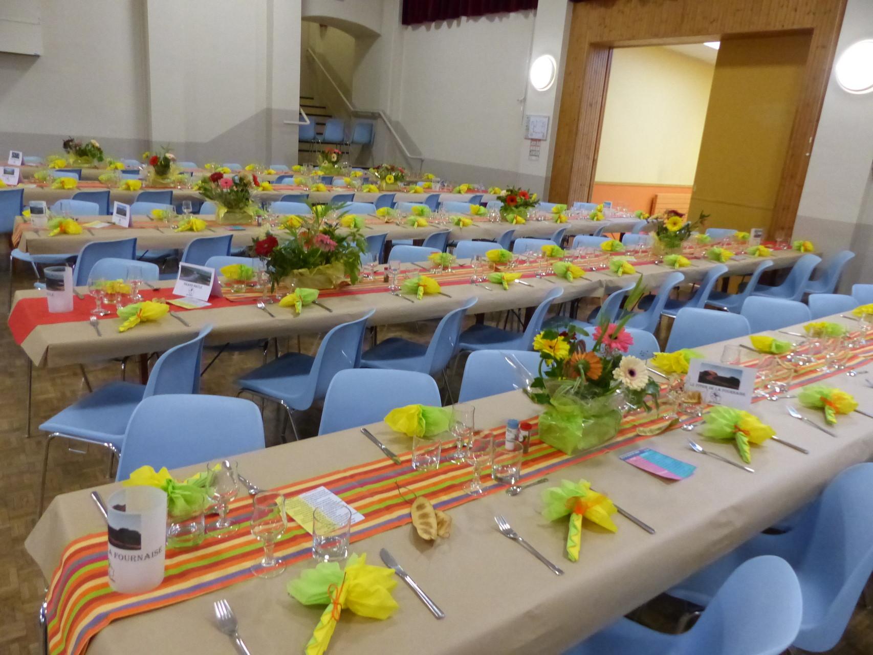 Salle des fêtes de Senonches