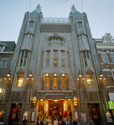 TUSCHINSKI MULTIPLEX CINEMA