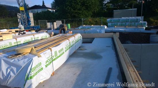 Blockhaus Holzbausatz