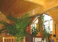 Wärme und Geborgenheit im Holzhaus