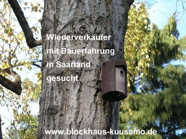 Wir suchen Baupartner mit Vertrieb in Saarland - Blockhäuser zum Wohnen in echter massiver Blockbauweise - Hochwertige massive Holzhäuser in Blockbauweise  - Einfamilienäuser - Wohnhaus - Neubau - Holzarchitektur - Blockhausbau - Saarbrücken - Saarlouis