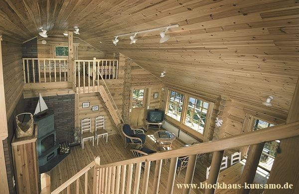 Hanghaus in Blockbauweise